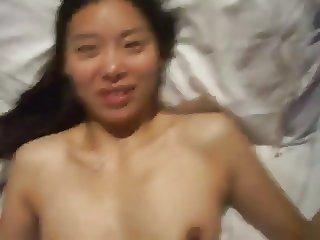 Korean Girlfriend Pantyhose Sex