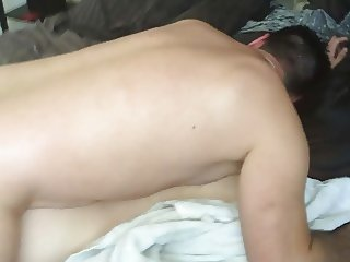 19 yr Old Exchange Student gets Fucked by Her Hosts
