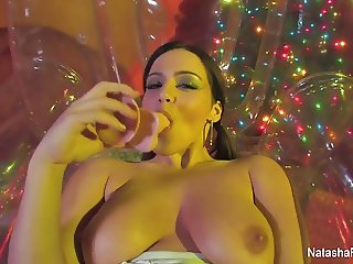 Natasha Nice's Naughty Xmas Solo
