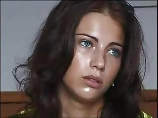 Sexy Russian Chick in her First Porn Scene