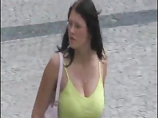 candid boobs compilation