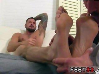 Daddy cumshots gay porn movietures Dolf's Foot Doctor Hugh Hunter