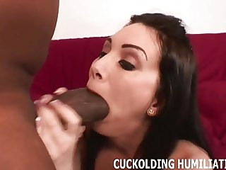 Your cock isnt big enough to make me orgasm