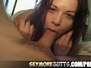 Alisha Klass Sucking For That Jizz