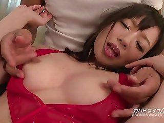 Japanese Titty Play with Nao Mizuki