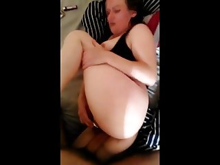 Big latino dick for a sexy big ass white chick