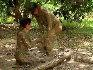 Nina Chloe Mud Sex