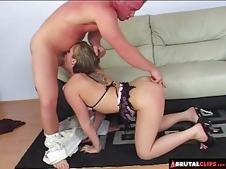 BrutalClips - Rough Fuck For Wild Slut