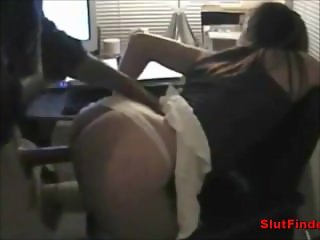 Milf Hookup Bent Over And Rammed Homemade