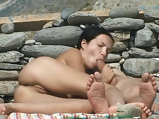 Nudist Wife Cocksucker