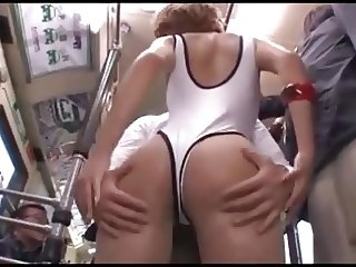 Nippon Bijin Stockings Spandexwear (non nude - censored)