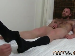 Young boy porn fetish and gay bike sex movie Derek Parker's Socks and