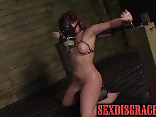 Autumn Kline loves bondage and rough sex