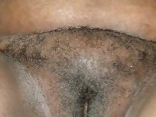 hairy bbw haitian at hotel
