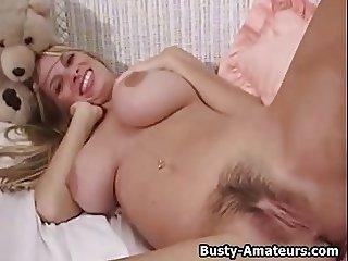 Busty Mary masturbation and fucking compilation