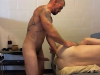 Fucked by hot Daddy