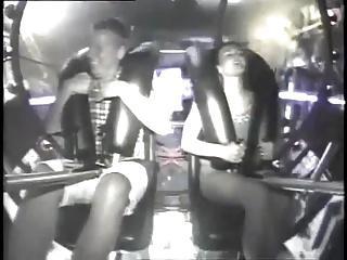 Slingshot Ride Gives Girl an Orgasm