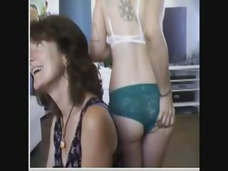 real mother and not daughter webcam 85 omegle