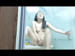 Cute Chinese Girl show her hot body 06