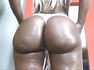 Blac ass