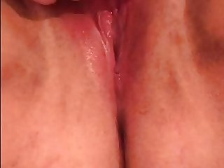 Another orgasm with contractions
