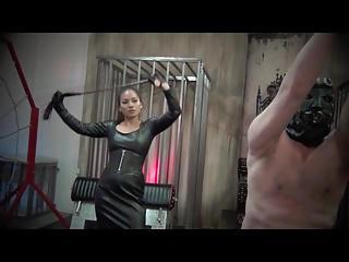 Goddess Lana Asian Cruelty pain is a privilege