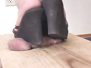 Phxgreen Getting some Extreme CBT Ballbusting