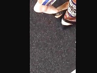 Sexy paki feet shoeplay uk Candid