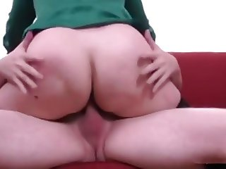 Big ass cutie all holes fuck