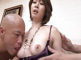 japanese milf anal toy