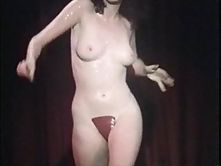 FREAK OUT AND FUCK - vintage 70s sex striptease dance