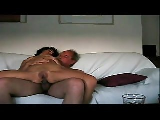 Webcam Anal Creampie Couple