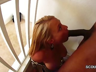 Big Tit MILF Get Hard Fuck by Monster Black Cock