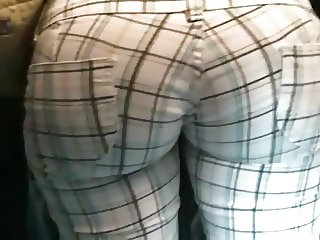 CHECKERED BOOTY