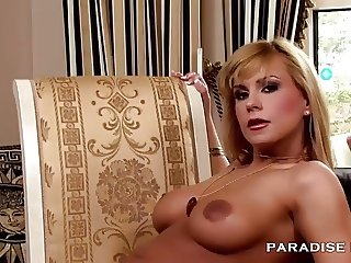 Hungarian Milf putting on a private show
