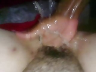 Squirting femme fontaine