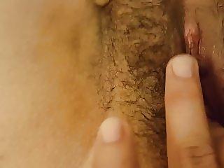 La panochita peluda de mi esposa.