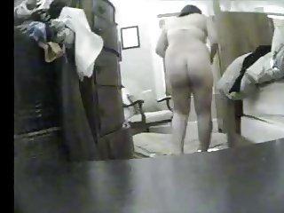 Wife Exposed on hidden Cam 3