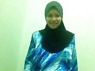 hot asian tudung