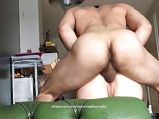 Homemade amateur doggystyle fucking