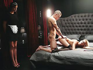 xCHIMERA - Elite voyeur fantasy fuck with blonde Katy Rose