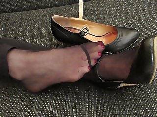 sold Pumps and Nylons