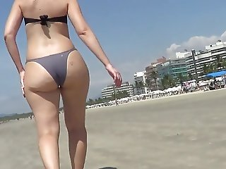 big beach ass