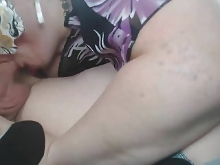 Hwy Backseat BJ and Swallow Part 5 of 7