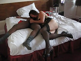 Mature wife answers to name Whorewife for young negro seed