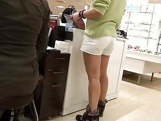Sexy Legs Walk 021