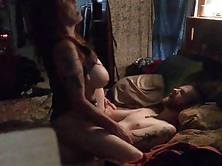 mature fucked by younger dude