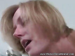 Loving The MILF Slut Melanie