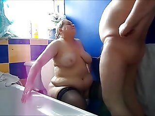 Mature Couple Goldenshower