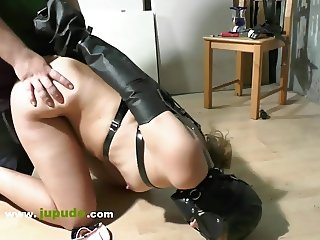 Punished Girl Doggystyle Fucked - Jocoboclips.com  Tied Fuck